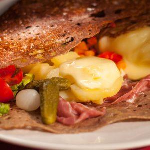 galette-raclette